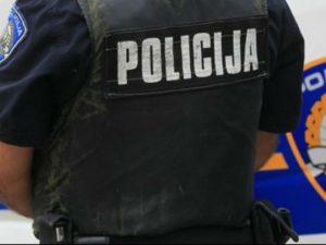 Hrvatska policija Foto: dnevni avaz