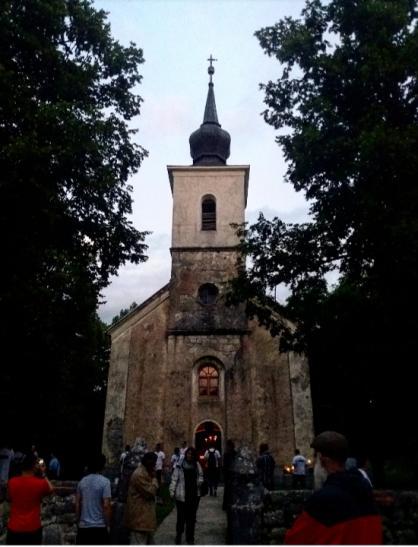 Manastir Usekovanja glave Svetog Jovana Krstitelja u Medaku