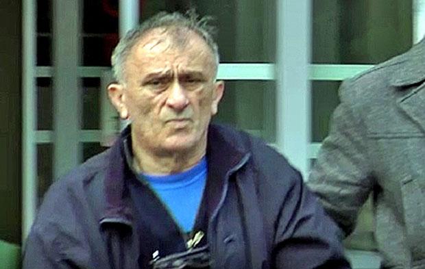 LISICE Milorad Zajić uhapšen u Klini kada je otišao da prijavi krađu