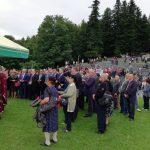 Služenjem parastosa kod Spomen-krsta na Mrakovici je danas počelo obilježavanje 76 godina od Bitke na Kozari u kojoj je ubijeno oko 40.000 civila, a 68.000 ih je protjerano i internirano u logore.