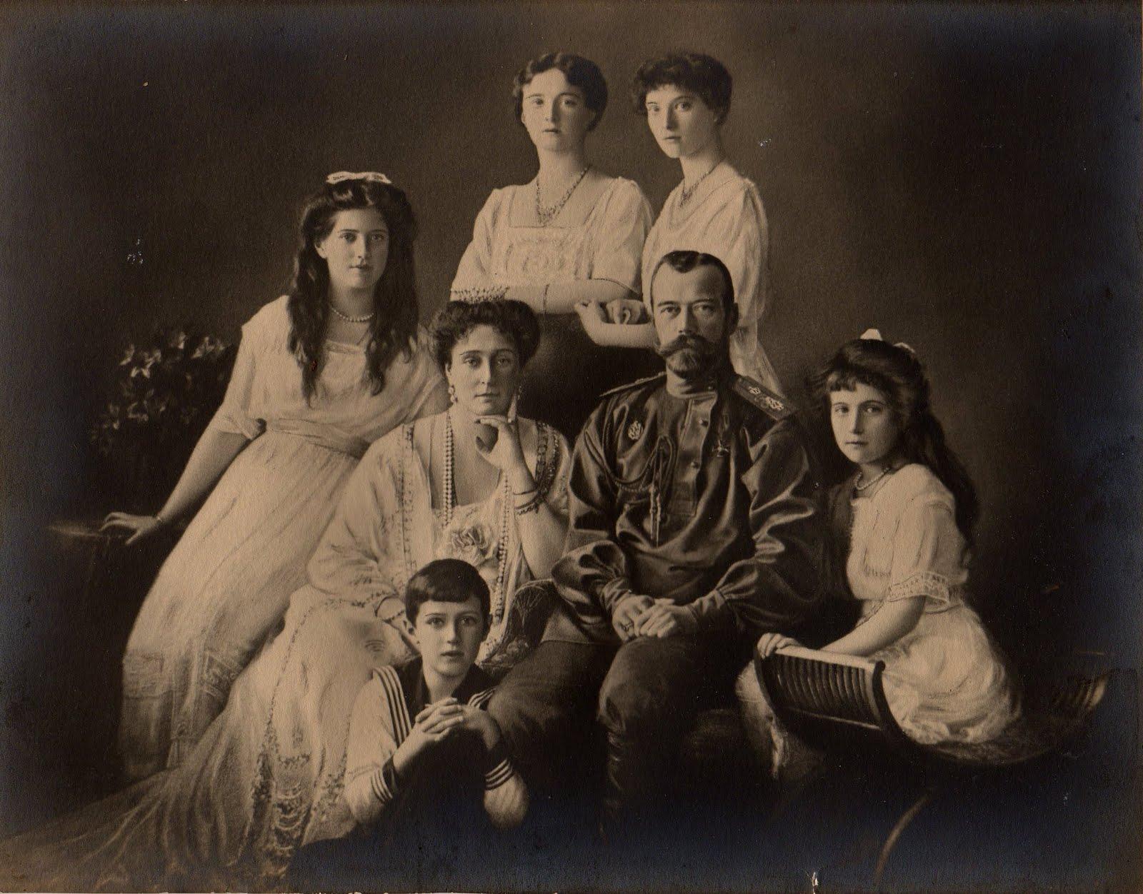 Sveti Carstveni mučenici Romanovi