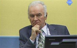 Ratko Mladić (Foto Printskrin)