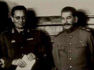 Tito i Staljin u Moskvi 1944. godine / Foto Arhiva