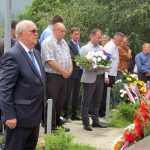 Cvijeće na spomen-obilježje povodom obilježavanja 26 godina od velikog srpskog stradanja u srebreničkoj opštini, položio je izaslanik predsjednika Republike Srpske Miladin Dragičević.