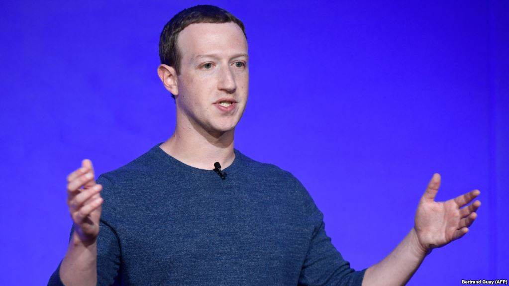 Mark Zuckerberg, osnivač i CEO Facebooka