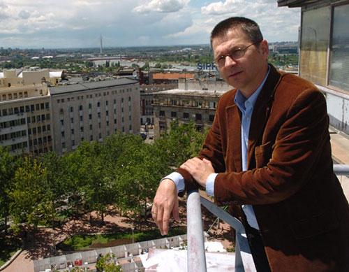 Dr Miloš Ković (Foto A. Stevanović)