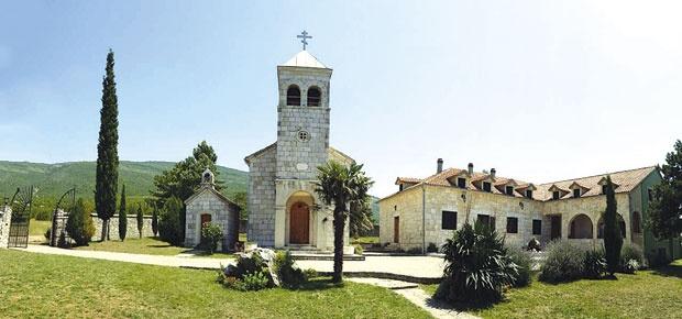 Manastir Dragović. FOTO: Novosti