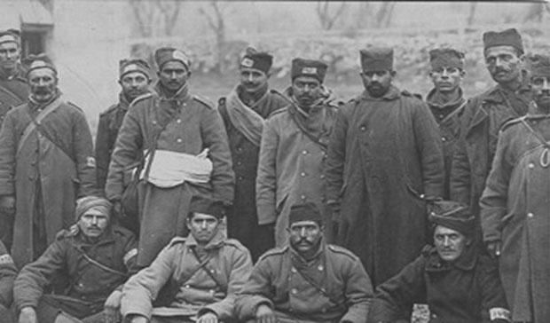 Romi u srpskoj vojsci Foto Privatna arhiva