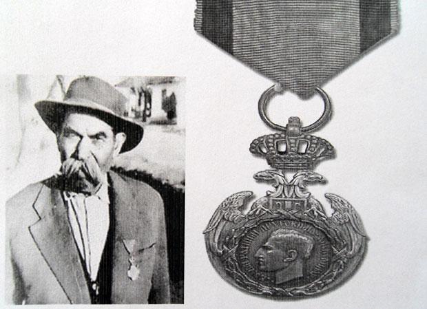 Ahmed Ademović i njegov orden