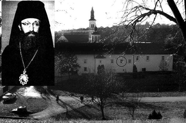 Епископ Варнава / Црква и манастир у Беочину / Фото приватна архива
