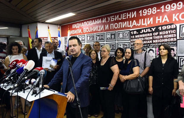 Ivica Dačić  Foto:P.Milošević