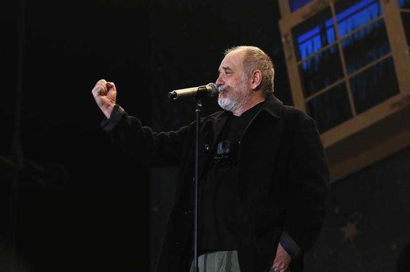 Đorđe Balašević na jednom od koncerata u Hrvatskoj