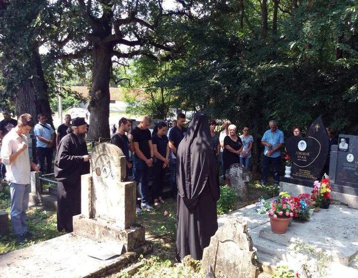 U Crkvi Rođenja Presvete Bogorodice u Goraždevcu danas je služen parastos za dječake Ivana Jovovića i Panteliju Dakića koje su albanski teroristi ubili prije deceniju i po na rijeci Bistrici u Goraždevcu
