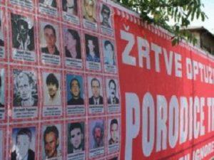 Koordinacija srpskih udruženja porodica nestalih...Jugoslavije (Foto:tvmost.info)