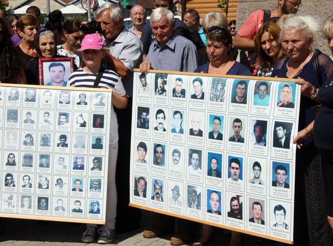 Gračanica - Međunarodni dan nestalih - Foto: SRNA