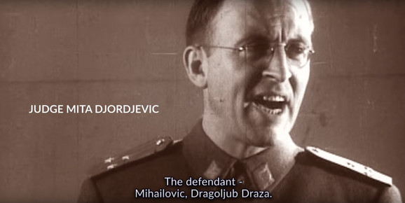 Sudija u procesu protiv Draže Mihajlo Đorđević FOTO: POGLEDIKRAGUJEVAC / YOUTUBE
