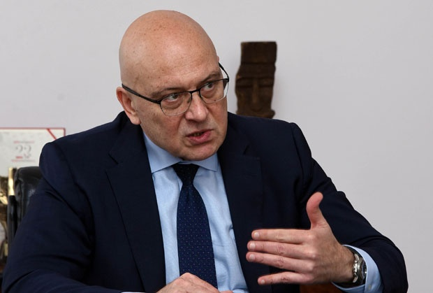 Ministar kulture i informisanja Srbije Vladan Vukosavljević - Foto Arhiva VN