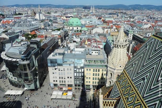 Beč (arhivska fotografija)