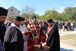 Njegovo Preosveštenstvo Episkop dalmatinski G. Nikodim