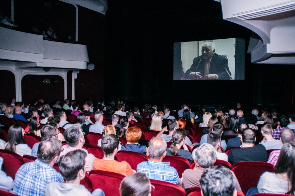 "Premijera filma ""Krst nad jamom"" u Banjaluci 27. aprila 2018. FOTO: Nikola Zajc"