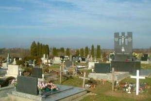 Marino selo, groblje