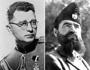 Dragoslav Draža Mihailović / Momčilo Đujić