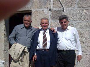 Ranko Pridvorica 3 Sleva na desno: Milan Gojković, Radovan Gojković (otac Ranka Gojkovića) i Slavko Gojković (rođeni brat Ranka Gojkovića).