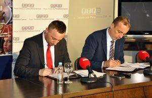 Milorad Kojić i Draško Milinović (Foto: SRNA)