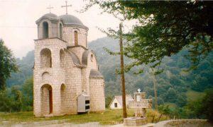 Crkva u Velici, metohu Visokih Dečana