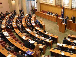 Hrvatski sabor (foto: hrvatska-danas.com)