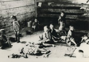 Djeca u logoru Jastrebarsko