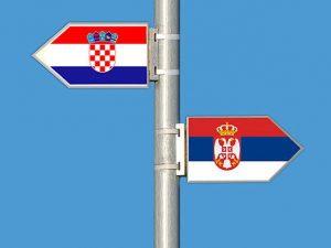 Hrvatska - Srbija (Foto: Pixabay)