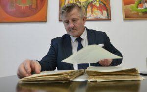 Nebojša Kuzmanović, direktor Arhiva Vojvodine
