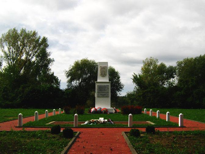 Spomenik stradalima na Legetu