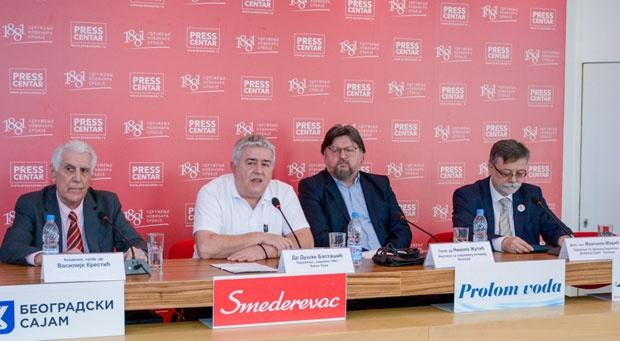 Krestić, Bastašić, Žutić i Mirić Foto UNS pres centar