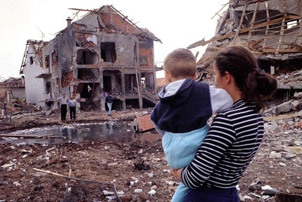 Foto D. Milovanović Dve decenije od NATO napada