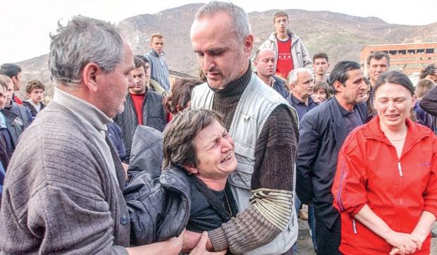 Prognani Srbi u Severnoj Mitrovici