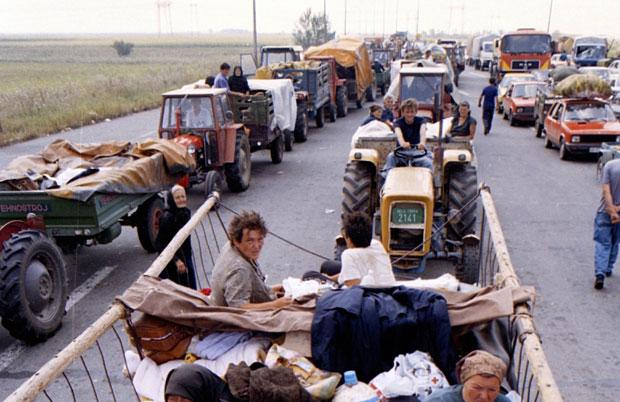 У избегличкој колони из Окучана 1. маја 1995. били су и Мијатовићи