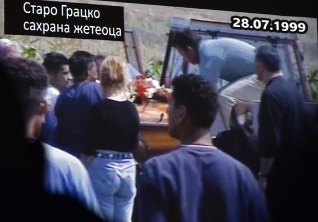 """Scene iz filma """"Stradanje - Kosovo i Metohija"""""""