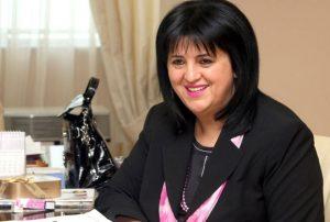Srebrenka Golić/foto Kapitol.ba