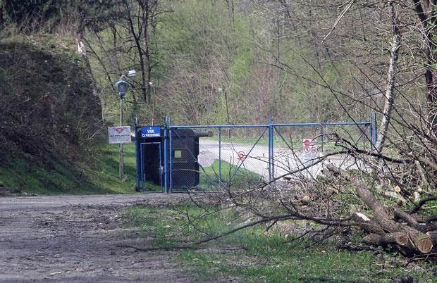 Ulaz na Trgovsku goru/Foto D. Pozderović