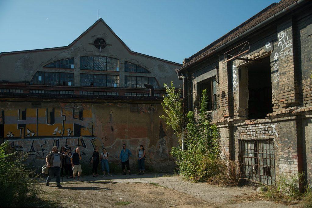 Lokalitet Topovske šupe; FOTO: CPI