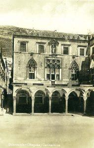 Sokolske prostorije u palači Sponza