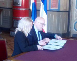 Natalija Trivić i Vladan Vukosavljević