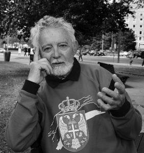 Dobrica Erić, foto V.Danilov