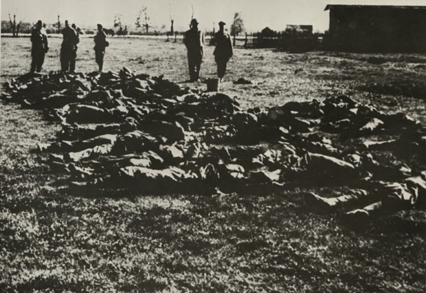 Srbi ubijeni u NDH