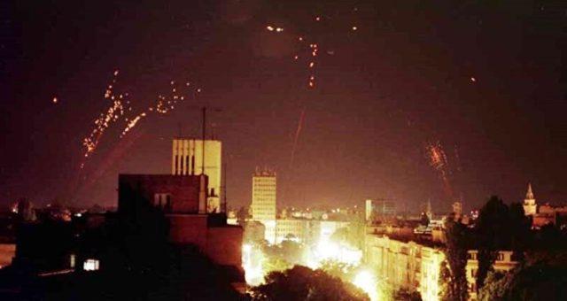 NATO bombardovanje SRJ 1999. godine