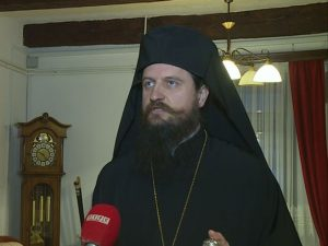 Episkop bihaćko-petrovački Sergije Foto: RTRS