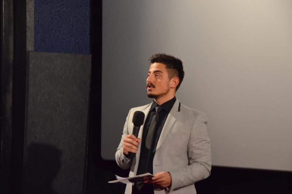 Filip Vlajić, predsednik SPOJI-a i najmlađi osnivač od njih devetorice koji su 12. aprila 2009. godine osnovali organizaciju