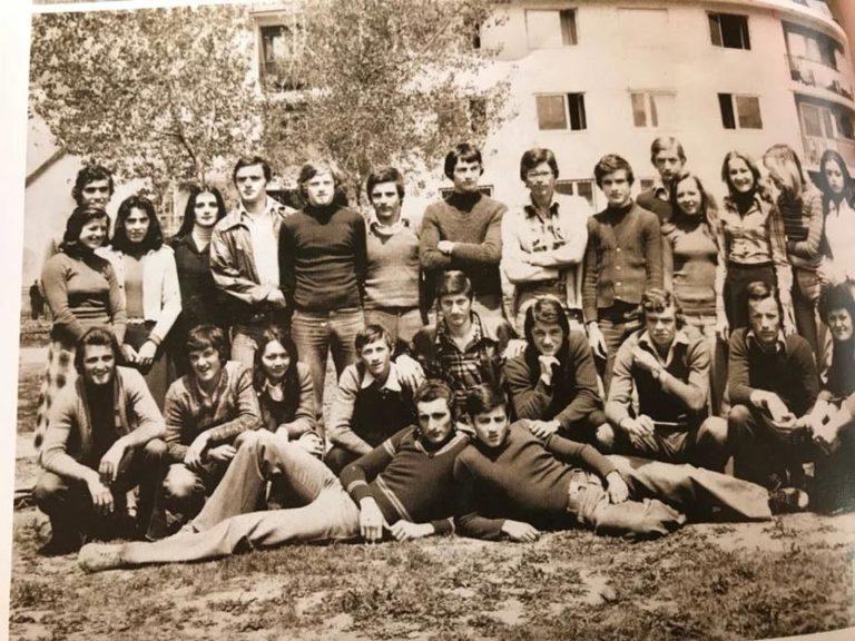 Đaci kolašinske gimnazije 1978
